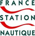 france station nautique logo